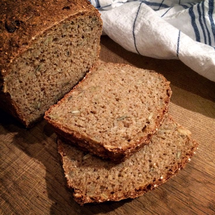 Thermomix recipe: Rye and spelt bread with seeds | Zanne's Kitchen