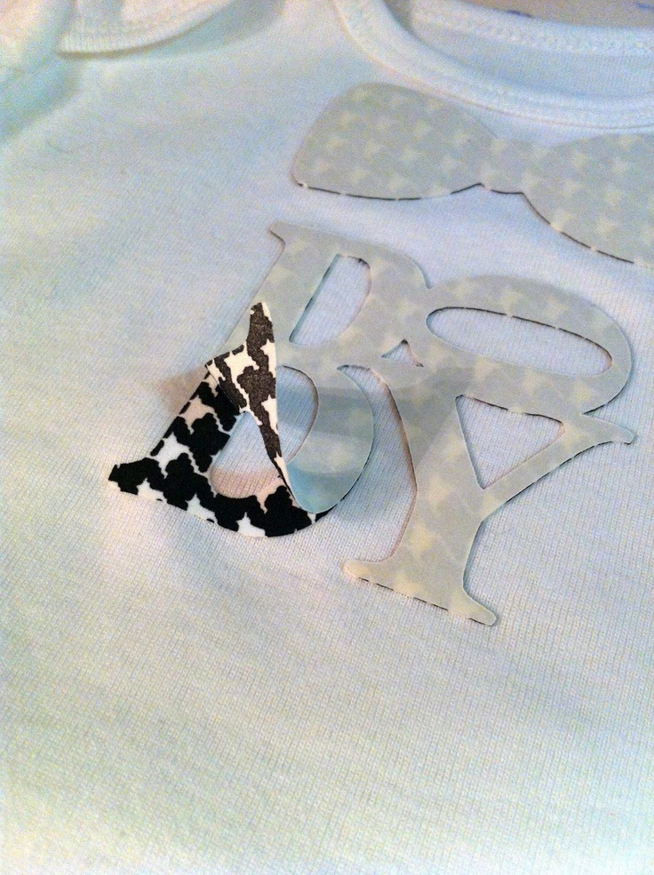 How to use the Cricut and SEI Iron On Material! The possibilities are endless by diybric.blogspot.com