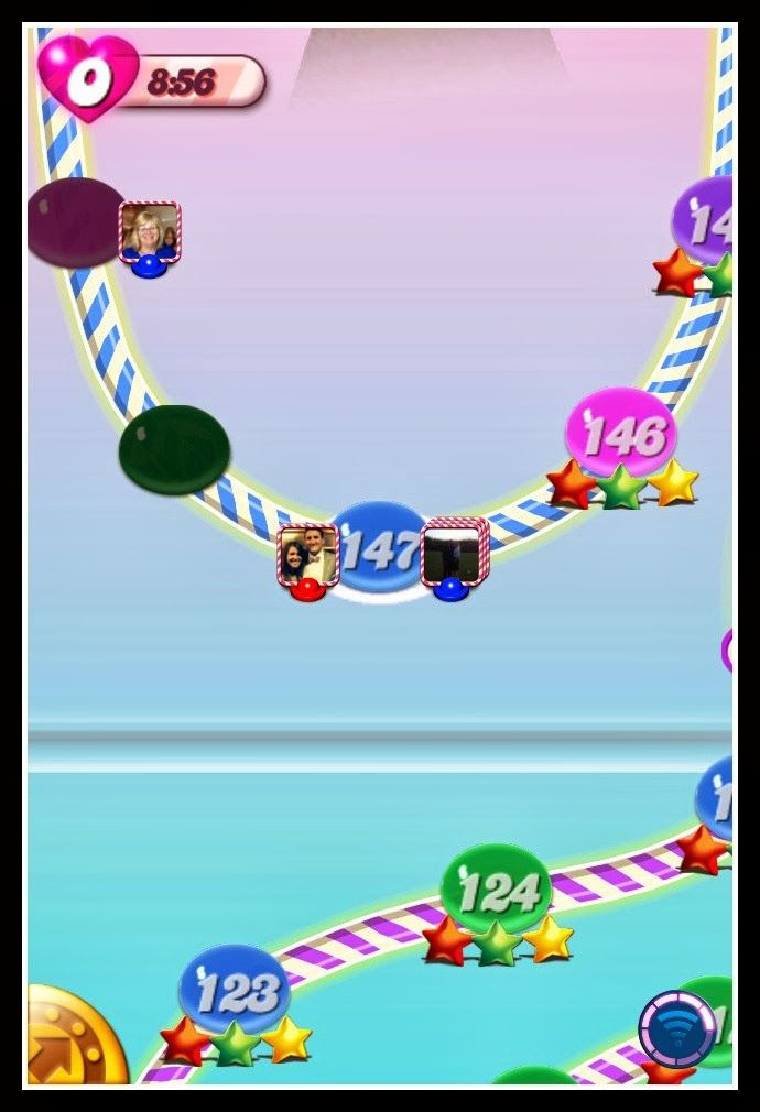 Some Candy Crush cheats and how to tell when it's time to take a technology timeout - whynotandnotwhy.blogspot.com