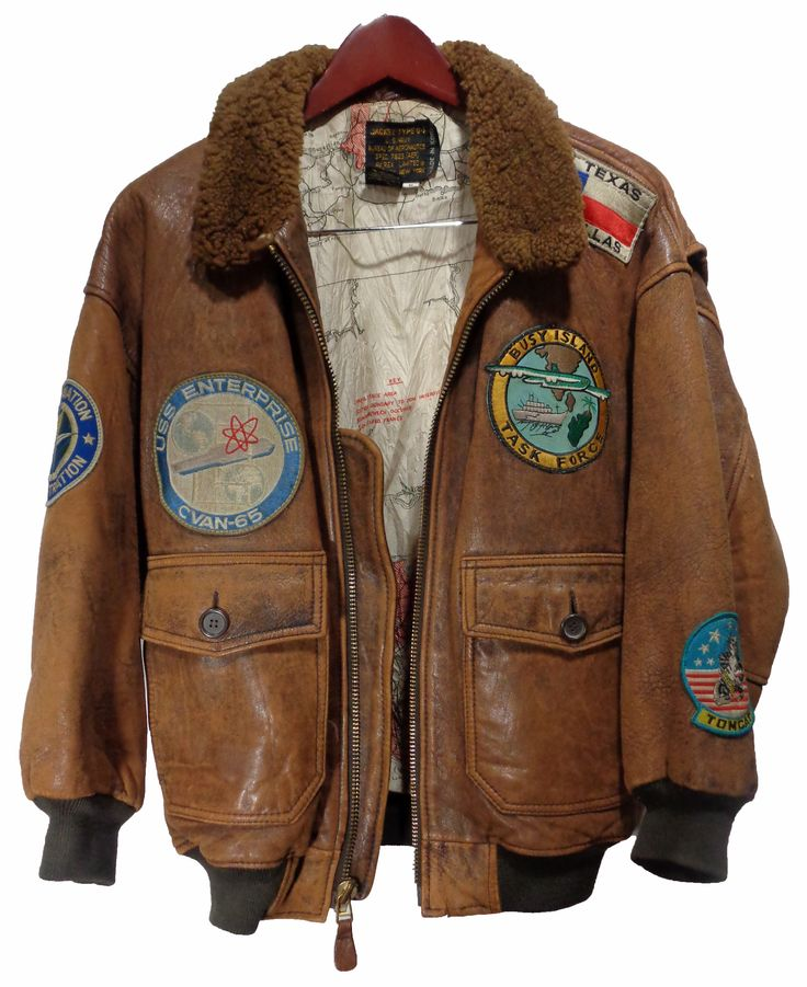 """AVIREX'S """"TOP GUN"""" G-1 BROWN LEATHER FLIGHT JACKET MEN'S SIZE S Price: $299.99 #Leather #Bomber #Jacket #BomberJacket #A2jacket #B3jacket #B2jacket #AviatorJacket At Eagle Ages We Love Bomber Jackets. You can find a great choice of Vintage & Second hands Bomber Jackets in our store. https://eagleages.com/coats-jackets.html?cat=34&limit=48"""