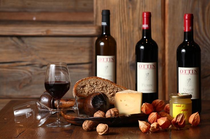 OTTIN - the best wine in Aosta Valley