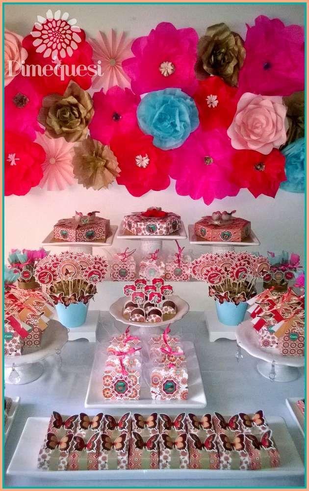 Butterflies Birthday Party Ideas Girls PartiesGirl BirthdayKid