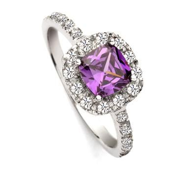 purple diamond wedding ring 25 best ideas about purple engagement rings on 6887