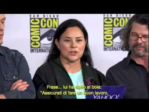 "The Outlander Cast Plays ""Stump the Star"" [SUB ITA] - YouTube"