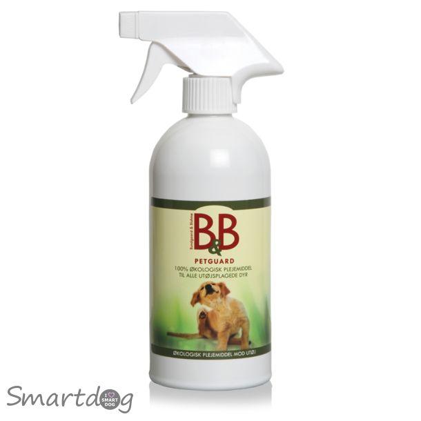 B&B Petguard - Mod lopper og utøj