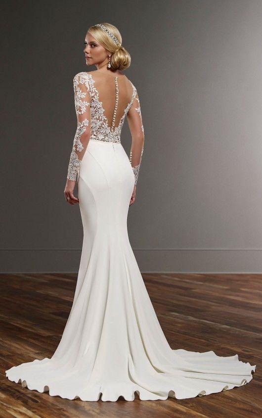 Blake+Sanja Modern Sexy Bridal Separates by Martina Liana. Available at Sam Cox Bridalwear, Plymouth. 01752 228451.