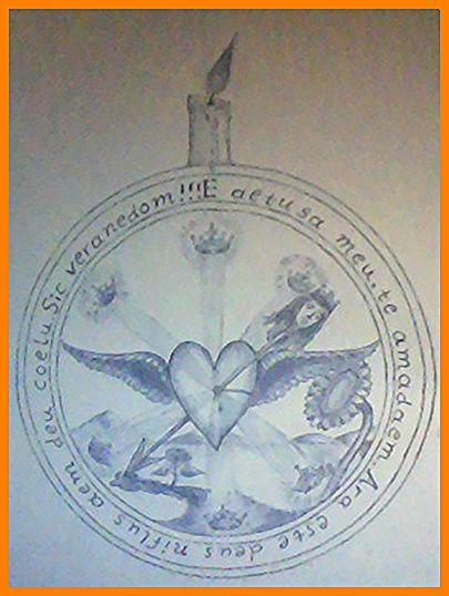 mystical embleme