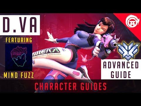 Overwatch DVa In Depth Guide - Mastering D.Va With Mindfuzz (collab) | Advanced Guide - http://freetoplaymmorpgs.com/overwatch-online/overwatch-dva-in-depth-guide-mastering-d-va-with-mindfuzz-collab-advanced-guide