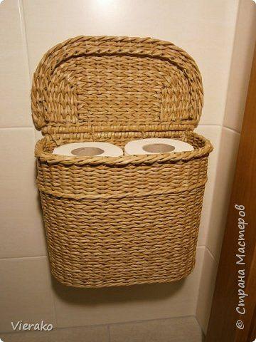 Коробки для туалетной бумаги