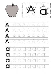 English teaching worksheets: Kindergarten