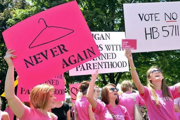 NEWS ARTICLE: Michigan Lawmakers Are Trying To Sneak Through Extreme Abortion Restrictions In Lame Duck Session