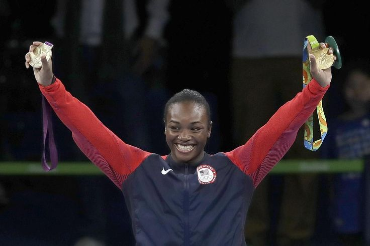 RIO DE JANEIRO (AP) — Claressa Shields won her second Olympic boxing gold medal…