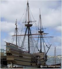 Mayflower - Plymouth, Massachusetts