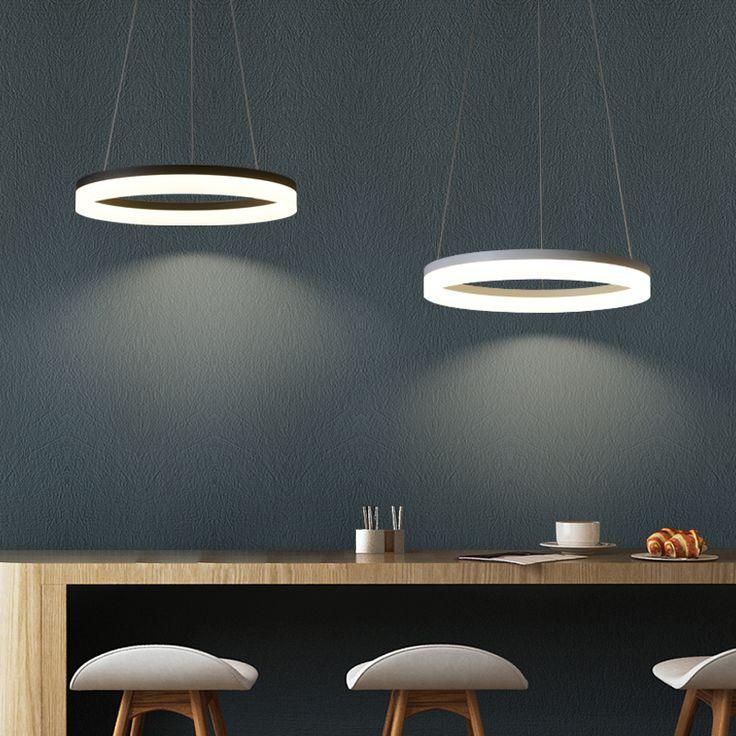 25 beste idee n over hanglampen op pinterest keuken for Led hanglampen woonkamer