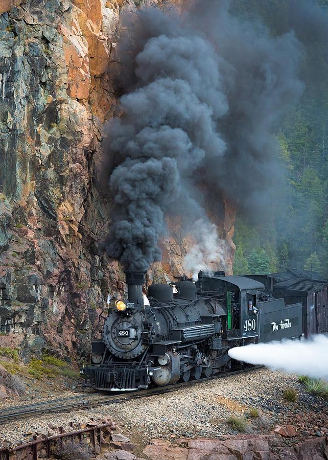 Engine 480 Photograph