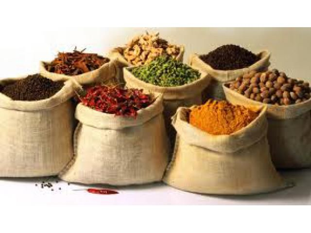 Spices from India  KUNVARJI, with over Six decades of reputed standing and rich legacy ......  For more details: http://www.agribazaar.co/index.php?page=item&id=1868