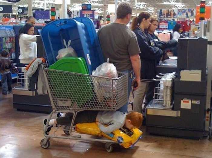 50 Meanwhile In Walmart Photos That Are Hilarious