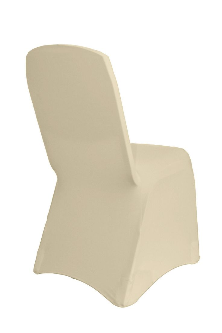 Your Chair Covers Inc. - Square Top Spandex Chair Covers Ivory, $2.79 (http://www.yourchaircovers.com/square-top-spandex-chair-covers-ivory/)