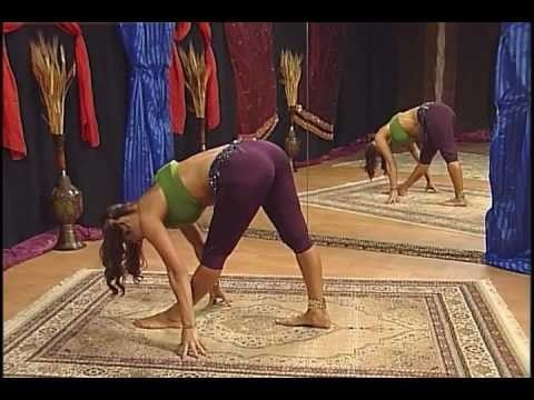 Bellydance Guide - 01 - Stretching (Warm up)