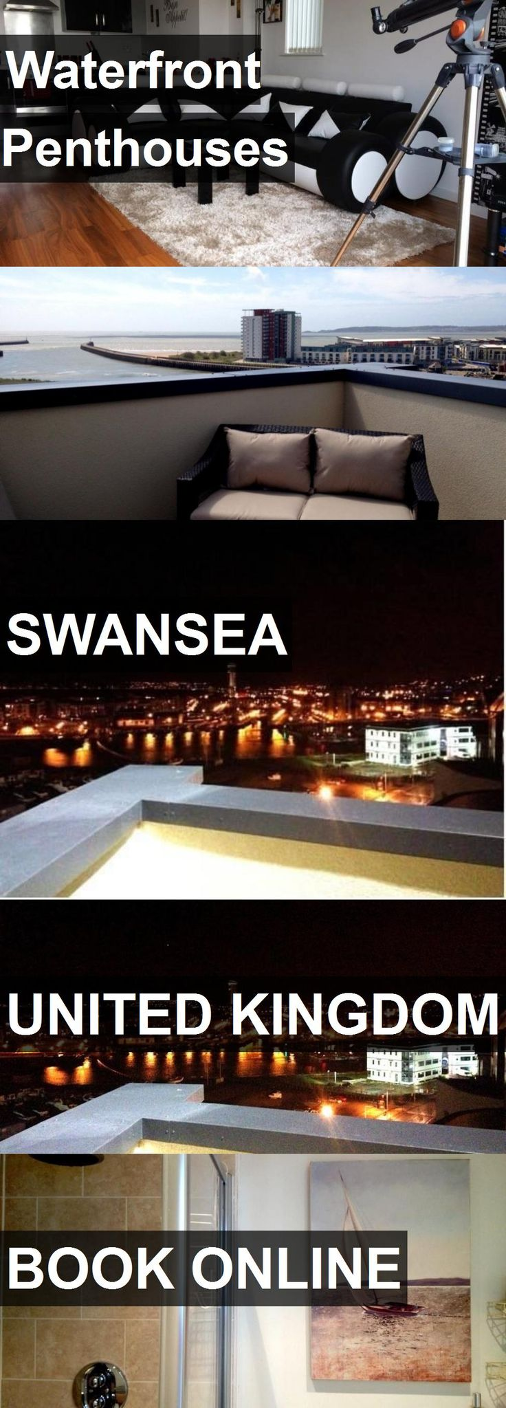 Hotel Waterfront Penthouses in Swansea, United Kingdom. For more information, photos, reviews and best prices please follow the link. #UnitedKingdom #Swansea #travel #vacation #hotel