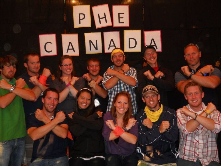 Testimonials of the Physical and Health Education Canada Student Leadership Conference.