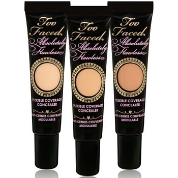 Absolutely Flawless Flexible Coverage Concealer - This is my go to acne scar concealer.