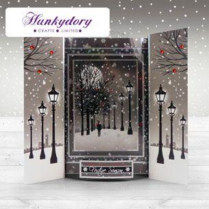 Hunkydory Ultimate Christmas Bundle - 4 Christmas Kits, Inserts, Little Book of Christmas,Adorable Scorable and Free Hunkydory Magazine - Christmas (375704) | Create and Craft
