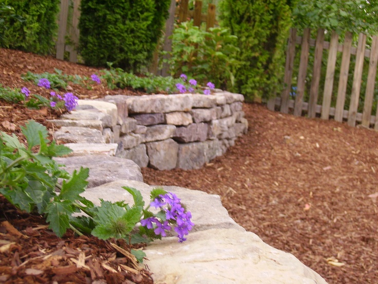 1000 Images About Stone Walls On Pinterest Gardens