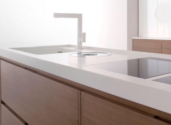 Kitchen Remodel Composite Polymer