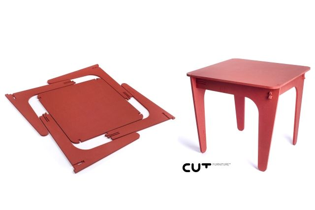 cut furniture