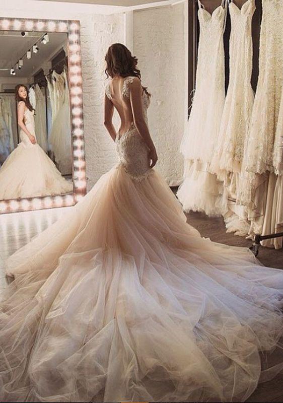 backless wedding dresses, mermaid wedding dresses, long wedding dresses, wedding dresses long, 2016 wedding dresses, bridal gown, dresses for wedding party, high quality wedding dresses