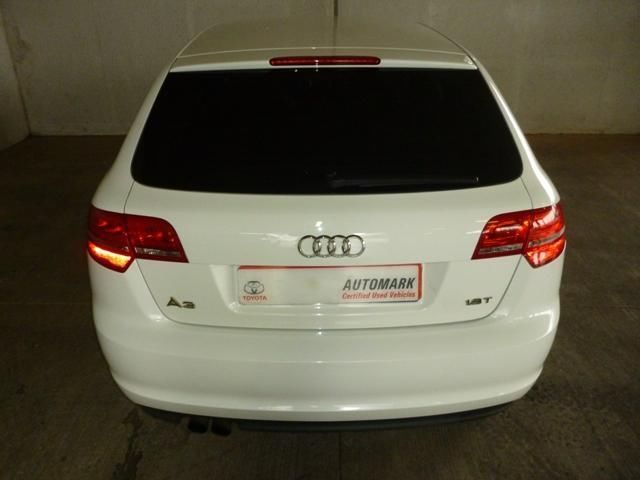 Drive off in our Attractive 2011 #Audi #A3 Sportback 1.8 T FSi Ambition. This #Hatchback is White in colour and comes with a 1.8 Petrol Engine. It has a Manual Transmission & a Mileage of Just 69 000Kms, Reduced Deal of Only R205 990.  Extras:  ABS  Adaptive Headlights  Air Conditioner  Airbag - Driver & Passenger  Alarm  Audio Control on Steering Wheel  Central Locking Remote  MP3 Player  Balance of Motor Plan  Contact Keith Rabilal Now! On 082 323 1303 / 031 737 1500 or Email…