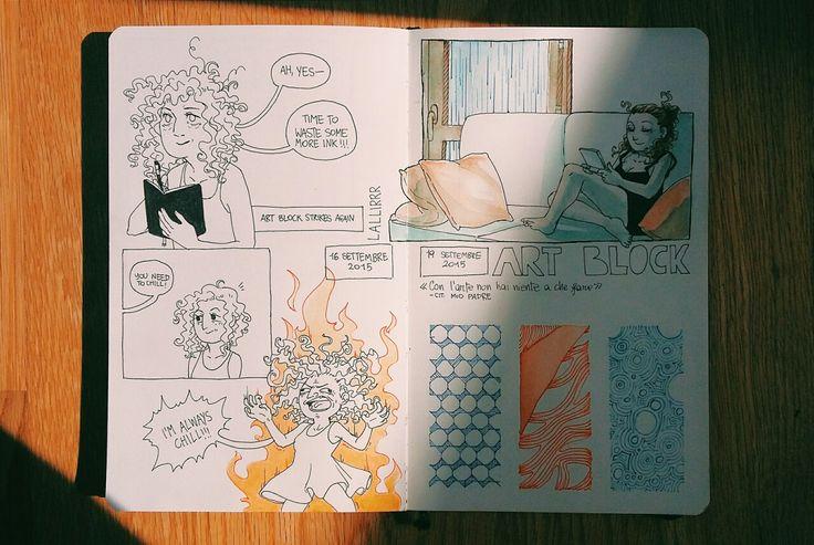 lallirrr-art : art block