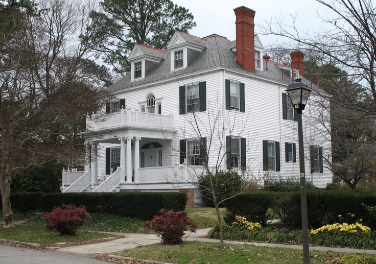 Herbert House, 2008   COLONIAL PLACE AND RIVERVIEW