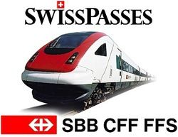 Swiss Rail Pass - unlimited travel by train in Switzerland and free or discounted admission to museums and on mountain rides