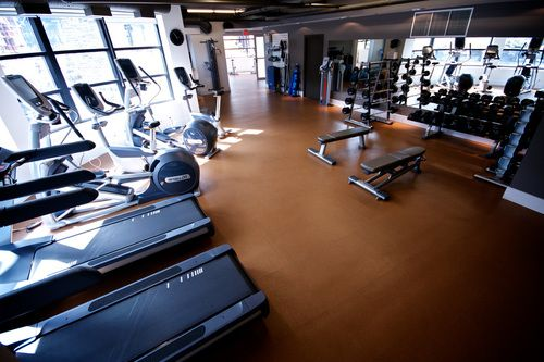 The fitness centre at Solara Resort & Spa | One Wellness & Spa
