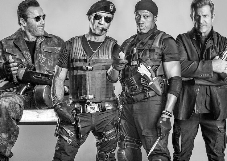 All kinds of accents will be heard when #SylvesterStallone and the cast of #TheExpendables3 take over London for the movie's world premiere on August 4.