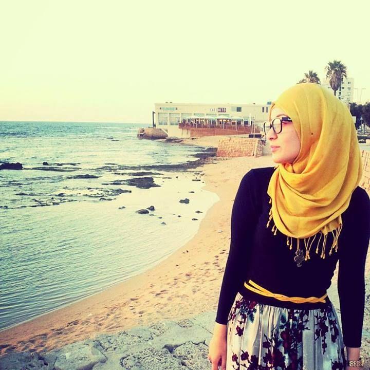 hijab beach style