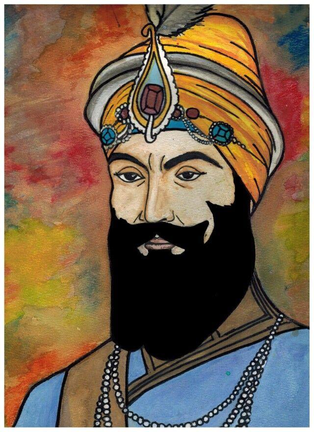 17 best images about guru gobind singh ji on pinterest - Shri guru gobind singh ji wallpaper ...