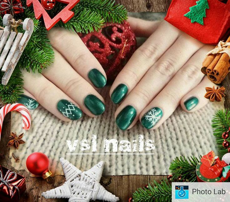 VslNails: christmas season!