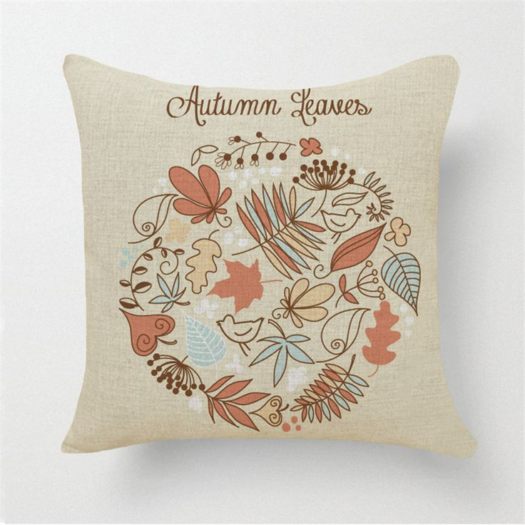 Sweet Child  Cushion cover Home Decorative Cojines Sofa tropical Throw Pillow Printed Cotton Linen Square Fundas Cheap #Affiliate