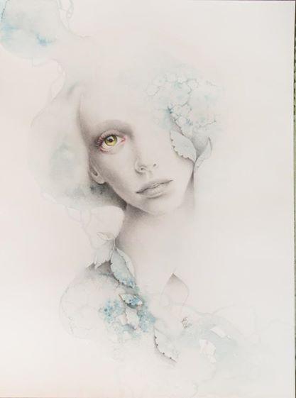 Enchanted 02 by Erica Calardo