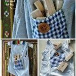 DIY – Van hemd tot Tas