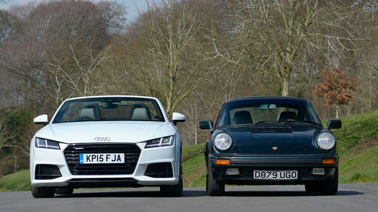 TT vs 911. Τι διαφορά κάνουν 30 χρόνια