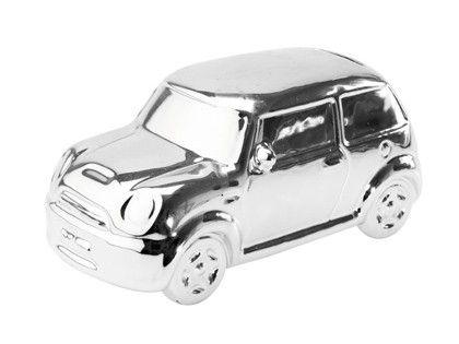 Skarbonka Mini Car #homegadgets #design #present #time ♥ www.pt-store.pl