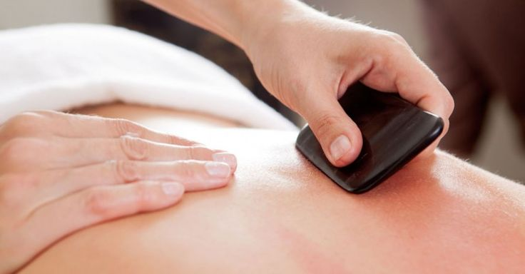 Meridian Scraping Therapy (Gua Sha) For Chronic Pain