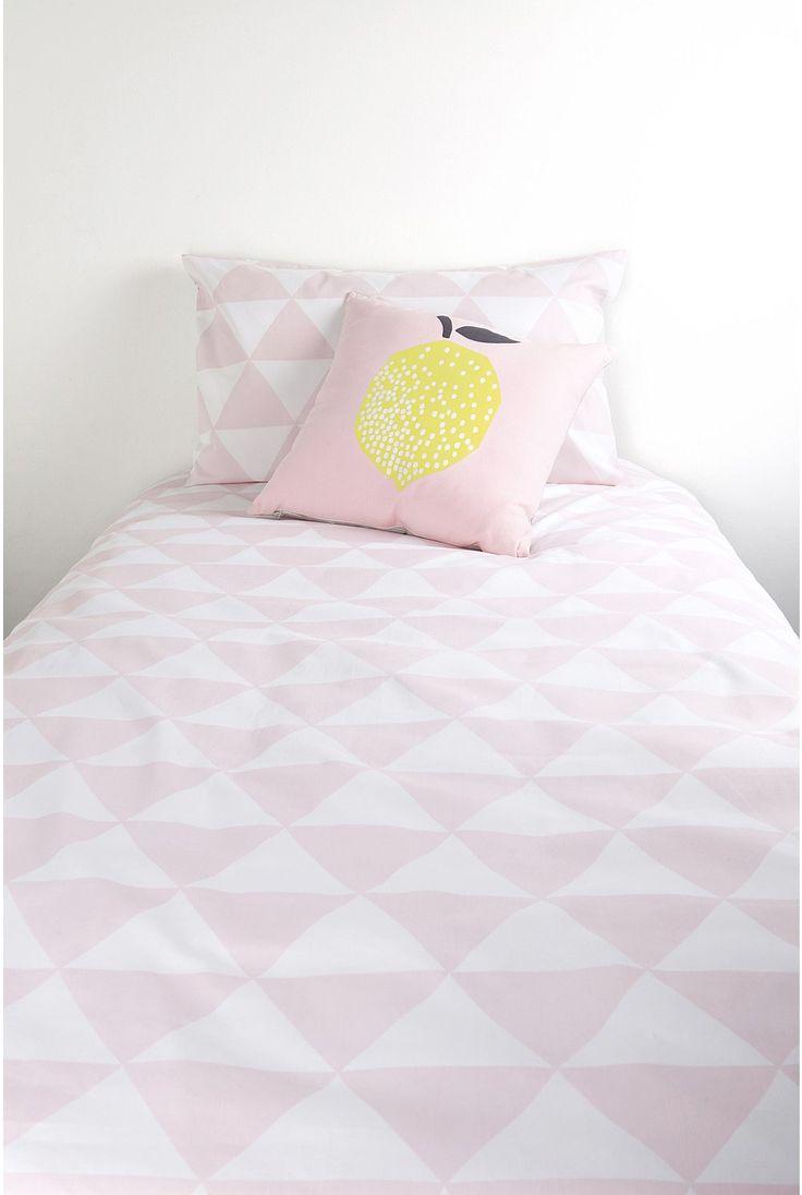 Bed Linen Online - Ellie Single Quilt Cover