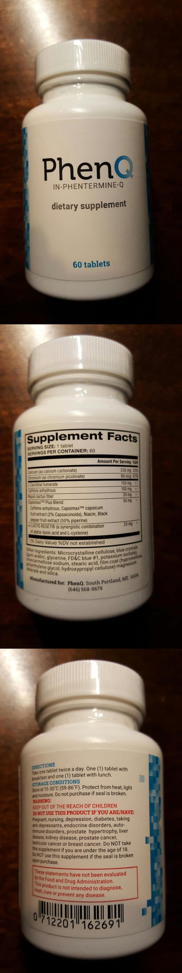 Appetite Control Suppressants: Phenq Diet Pills * Best Weight Loss Supplement * Summer Thin Skinny 60 Capsules -> BUY IT NOW ONLY: $59.95 on eBay!