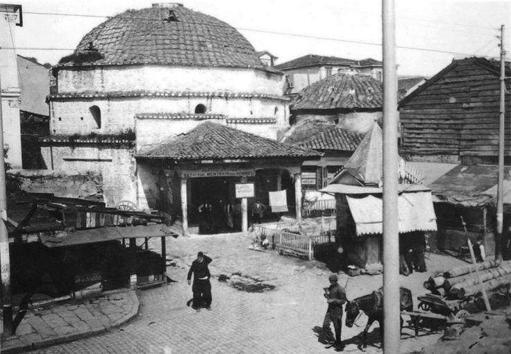 Μπέη Χαμάμ ή Λουτρά Παράδεισος το 1917