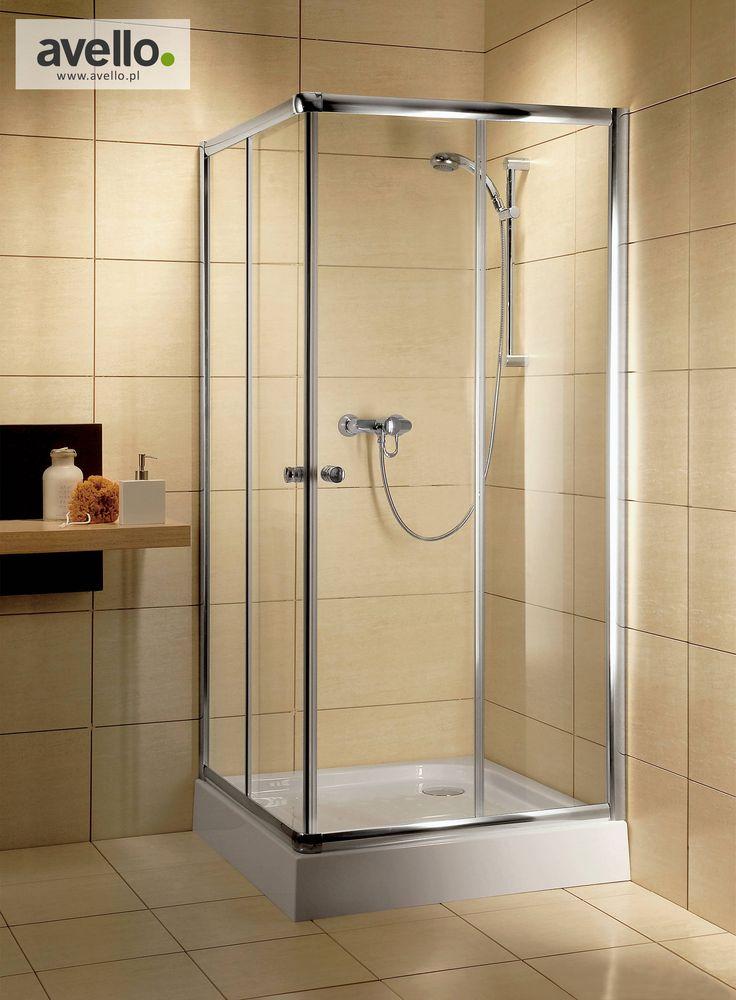 Kabina prysznicowa kwadratowa RADAWAY Classic C.